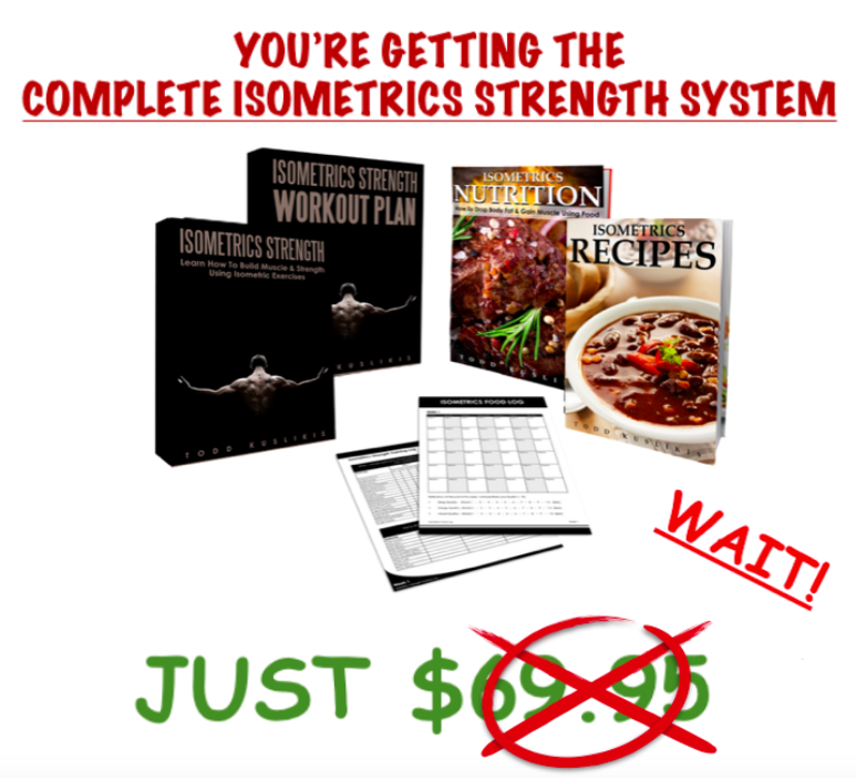 Isometrics isometricsstrength isometrics strength this is your very last chance fandeluxe Gallery